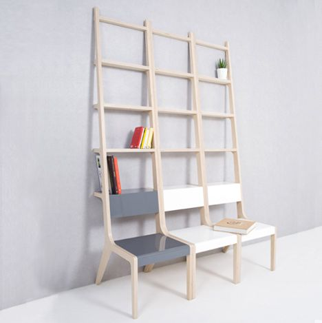 multitasking furniture FTW: Seung Yong Songs, Chairs, Seungyong Songs, Shelves, Songs Hye-Kyo, Songs Seung Yong, Furniture, Seungyongsong, Design