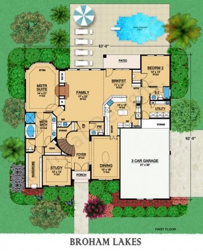 Floor Plans Luxury Lake Home: 1000+ Ideas About Lake House Plans On Pinterest