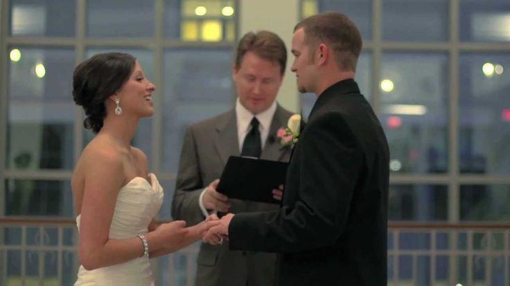 Jarica & Matt's Downtown Library Wedding 3-10-12 (The Wedding Assistant)