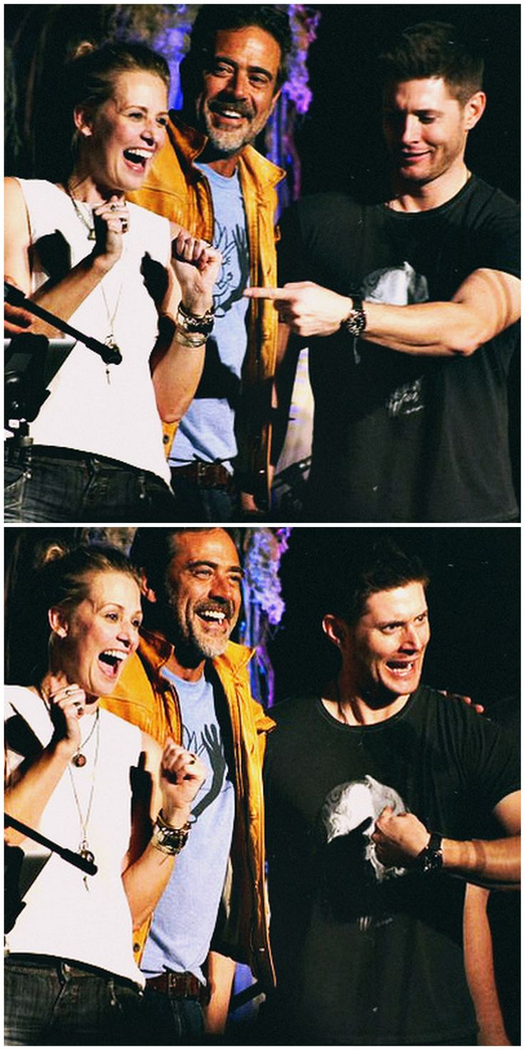 Mom, Dad and oldest son reunite at #VegasCon15