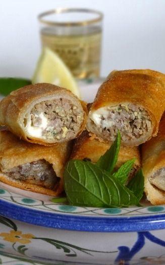 """750g vous propose la recette """"Bourek à la viande hachée"""" notée 4/5 par 133 votants."""