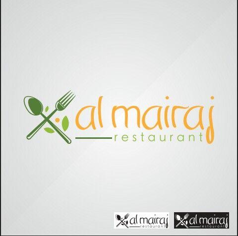 Logo design for al mairaj restaurant