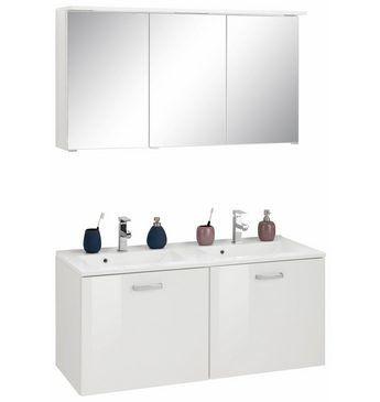 Die besten 25+ Badezimmer spiegelschrank 60 cm breit Ideen auf ... | {Bad set möbel 68}