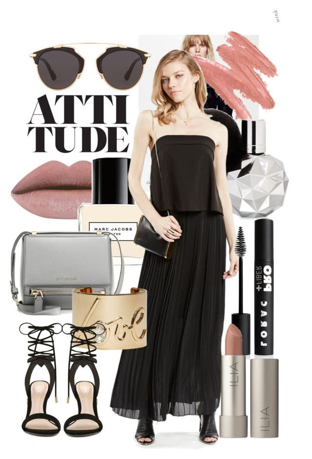 """""""Untitled #30"""" by swishclothing-official on Polyvore featuring Marc Jacobs, Givenchy, Cooper St, Lanvin, ALDO, LORAC, Christian Dior, women's clothing, women and female"""