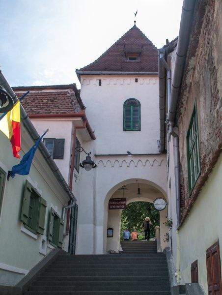 Turnul Scarilor Sibiu
