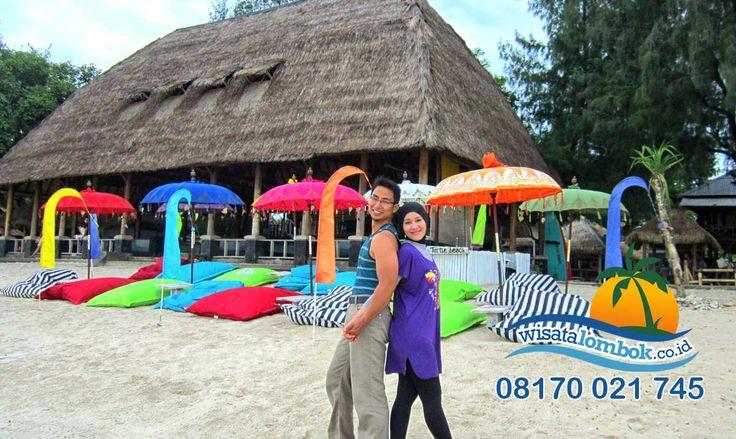 Ini Dia Paket Tour Spesial Gili Trawangan Lombok  Destinasi wisata Gili Trawangan Lombok merupakan destinasi terpopuler dan paling banyak dikunjungi wisatawan, keindahan alam dan biota lautnya yang menjadi sorotan destinasi wisata ini. Aktivitas seru yang bisa Anda lakukan disana adalah snorkling, berjemur, berenang, dan mengelilingi gili dengan menggunakan sepeda atau Andong (Cidomo). . . . . . http://www.wisatalombok.co.id/3-hari-2-malam/paket-wisata-trawangan-eksotis/