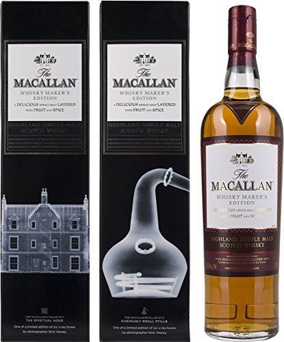 Chris Riley reviews The Macallan Whisky Maker's Edition