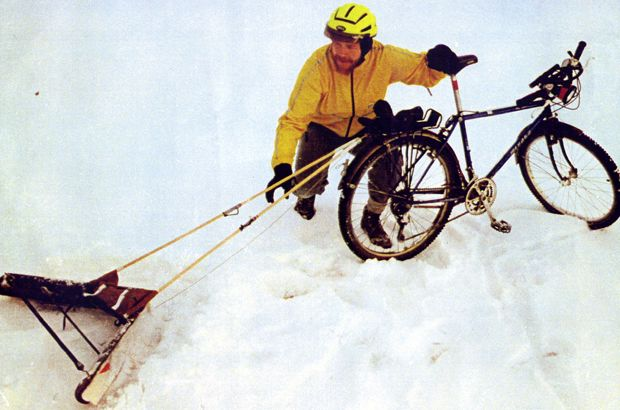 How committed winter cyclists paved the way for snow-free Calgarypathways