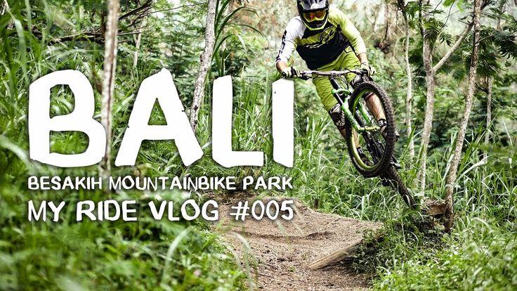 Besakih Mountainbike Park - Bali   Matej Charvat - MY RIDE 005