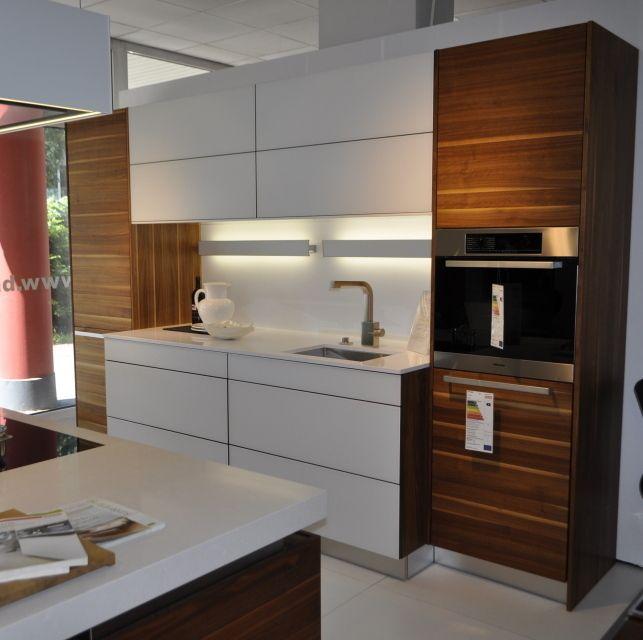 25+ parasta ideaa Pinterestissä Küche nussbaum Küche höffner - sofa für küche