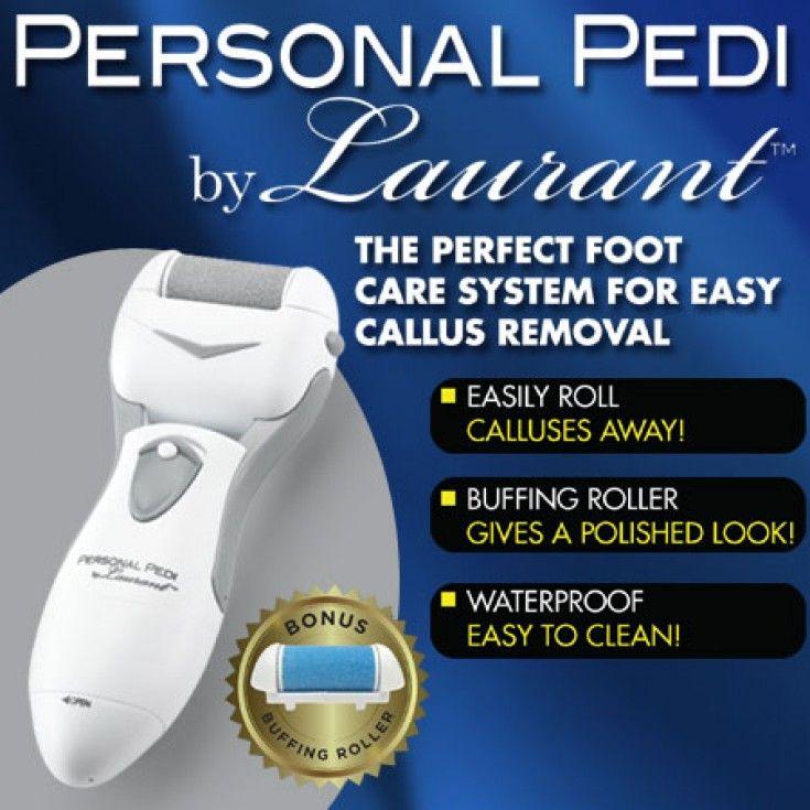 Personal Pedi Callous Remover