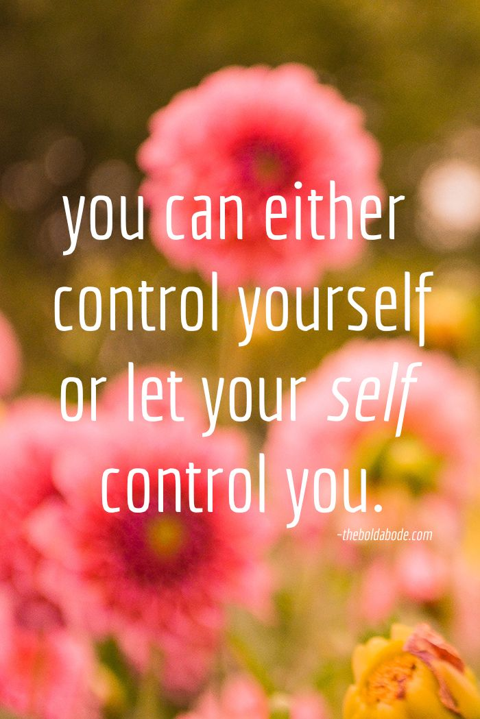 5 Simple Tips to Boost your Energy Level: get control of yourself so you self doesn't control you!