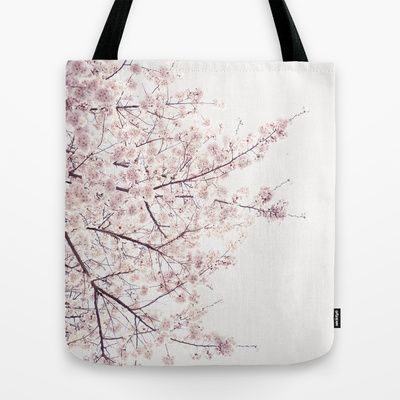 VIDA Statement Bag - Cherry Blossoms by VIDA sUgrzuEu