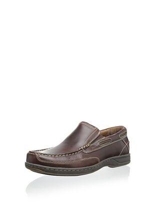 47% OFF Florsheim Men's Lakeside LX Slip Boat Shoe (Brown)