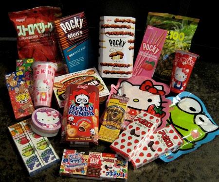 Japanese candy! @Teresa Selberg Sharp