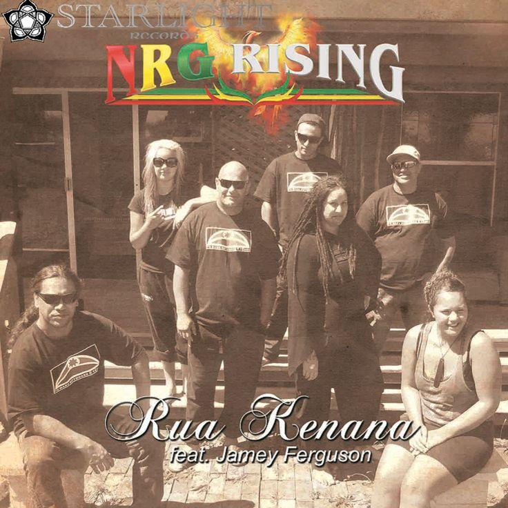 NRG Rising's single Rua Kenana with Jamey Ferguson