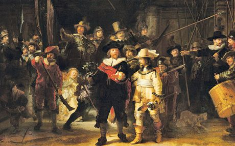 Get the full picture of the Dutch Master!