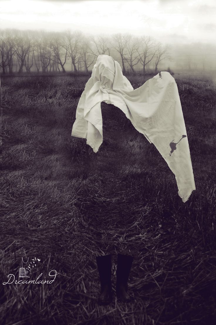Surrealist photography by Dreamland #surrealism #halloween #horror #ghost