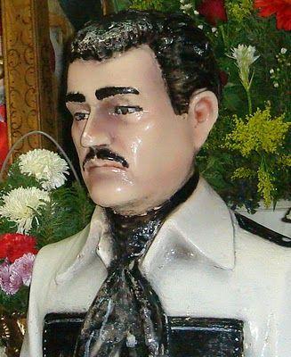 Los Santos de los narcos mexicanos... Malverde