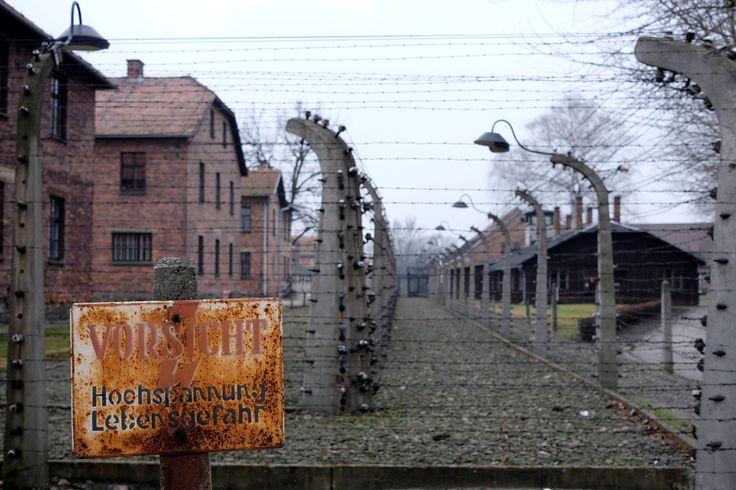 Ghosts of Auschwitz