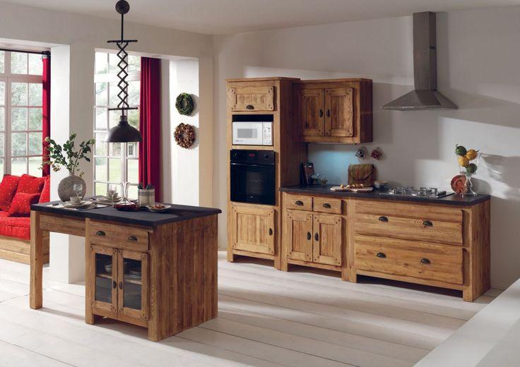 Idee Meuble Cuisine Fait Maison | Home, Home decor, Interior