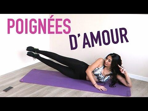 #GetSexy Destruction des poignées d'amour en 8 minutes ! - YouTube