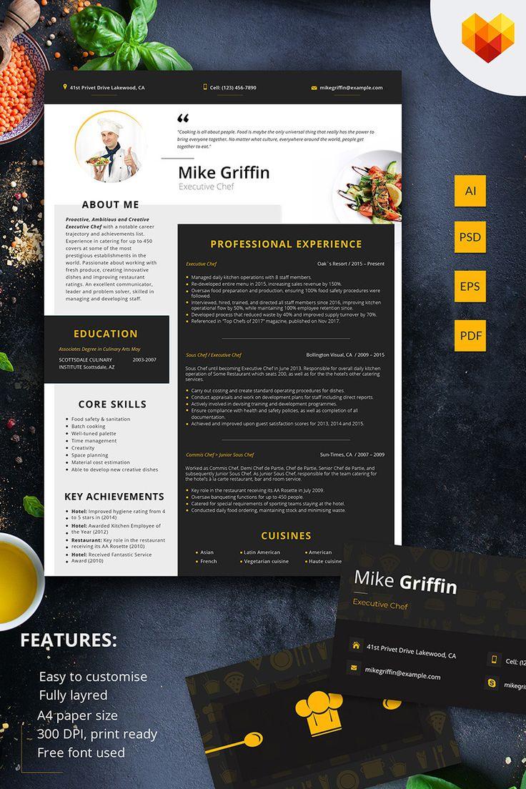 Chef Resume Template httpswwwmotocmscomcv builder 13 best Resume