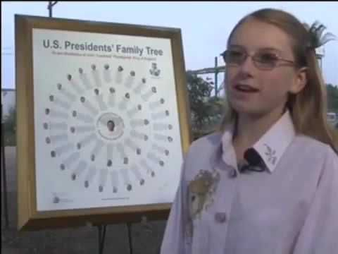 12-Year-Old Discovers All U.S. Presidents but one Are Direct Descendants of King John Of England