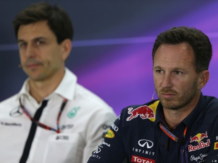 Following the news that Toto Wolff called Jos Verstappen and asked him to calm down his son, Red Bull boss Christian Horner asked if his Mercedes counterpart will contact him after Max's incredible drive on Sunday...