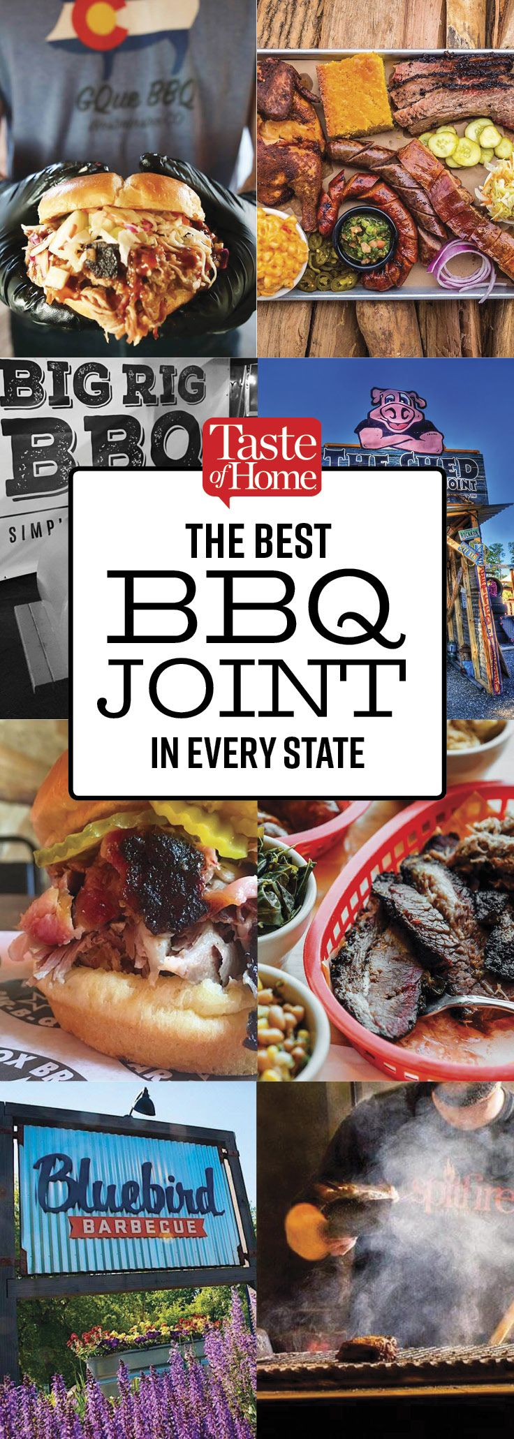 We Found the Best BBQ Joint in Every State