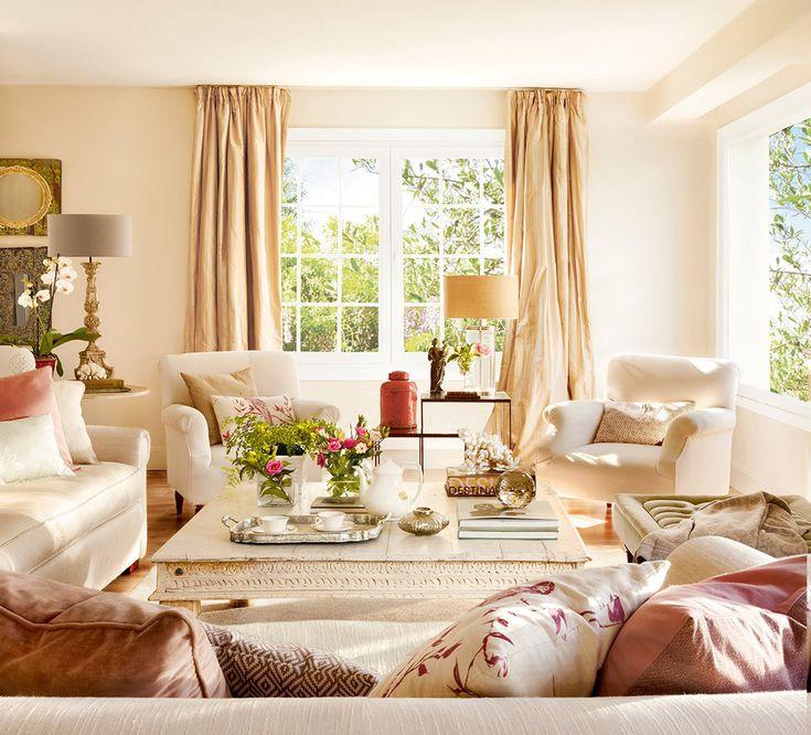Oltre 25 fantastiche idee su pareti soggiorno su pinterest for Soggiorno classico elegante