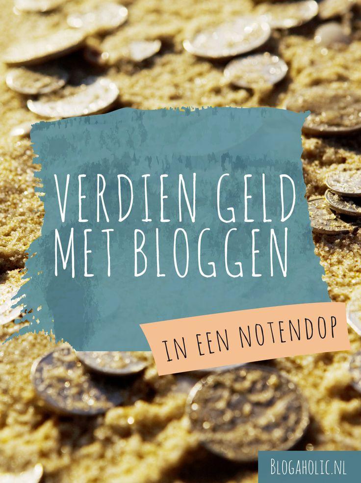 Wil jij geld verdienen met bloggen? Op Blogaholic.nl vind je alles over de mogelijkheden, handige tips & tricks en voorbeelden. Nu nog rijk worden!