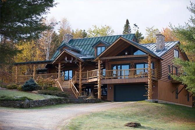 Moose Meadow Lodge: Waterbury, Vermont