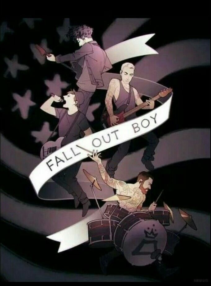 This is my favorite fob fan art