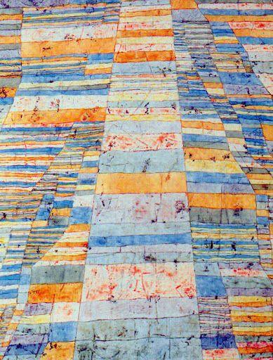 Teória farieb inšpiroval Paul Klee