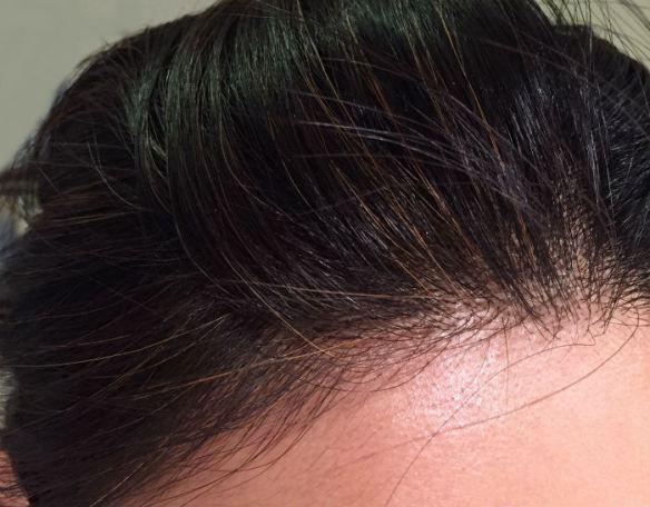 Khadi - täcka gråa hår