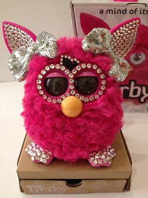Holiday Bling SWAROVSKI Edition Furby  #Furby