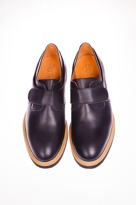 Swedish footwear label Stig Percy, men's brogues