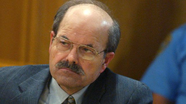 "Dennis Lynn Rader is an American serial killer and one time mass murderer who murdered ten people in Sedgwick County, between 1974 and 1991. He was known as the BTK killer. ""BTK"" stands for ""Bind, Torture, Kill"", which was his infamous signature."