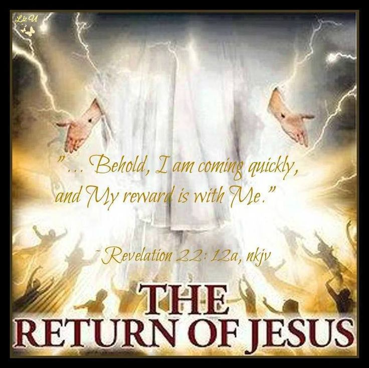 Jesus is returning! Are you ready?