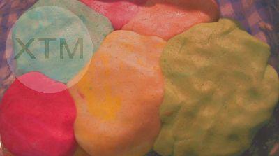 plastilina casera: Paste, Crafts Doughs, Handmade, De Sal
