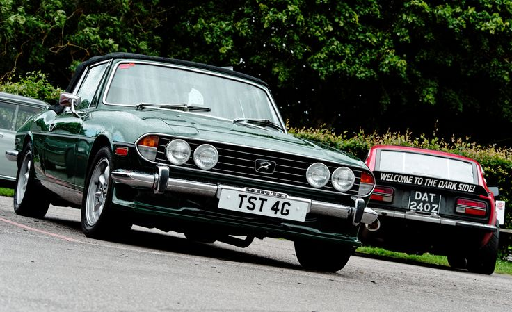 Triumph Stag | Flickr - Photo Sharing!