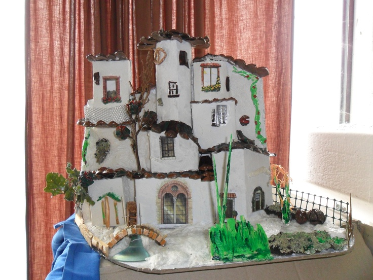 Great #Tile #house - £99 #Christmas #present - to order please send a e-mail at mifecommerce@libero.it