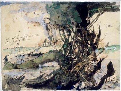 Goldbach: Horst-Janssen-Werke aus der Sammlung Brockstedt