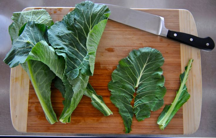 Collard greens, Green and Vegetables on Pinterest