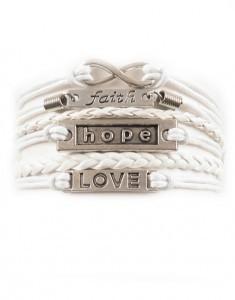 Christian Wrap Bracelets
