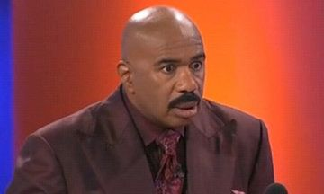 Steve Harvey Reveals The Worst 'Family Feud' Answer Ever Is Coming