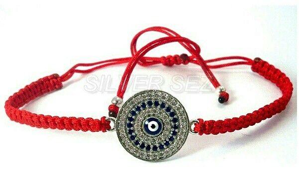 Good luck evil eye turkish silver bracelet  14$ USA  Free Shipping - El Envío Gratuito WhatsApp--Viber- Line- Bip : +90 535 471 1671 #gumus #bracelet #kupe #turquoise #hediye #kadin #turkishsilverjewelry #turco #ottoman #istanbul #hurrem #plata #earrings #turkishsilver #silver925 #silver #joyeria #roxelana #istanbul #pearl #handmade #Серебряный #Diamond #сапфир #рубин #изумруд #топаз #Хюррем #Султан #kosem #nazarboncugu