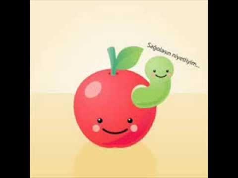 Elma Kurdu Çocuk Şarkısı - YouTube