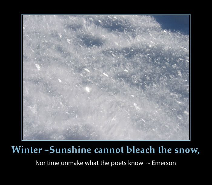 Sunshine quotes winter and poster on pinterest